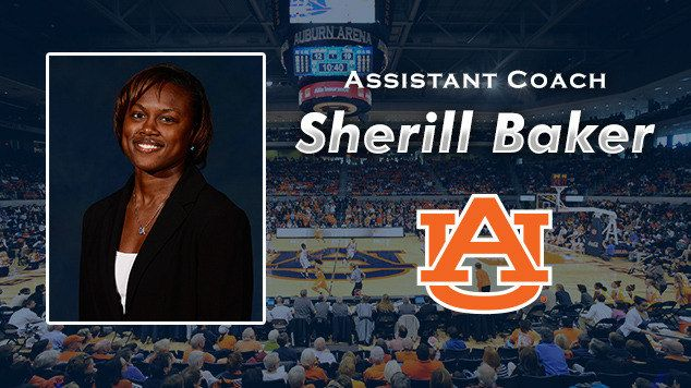 Sherill Baker Promoted To Women S Basketball Assistant Coach