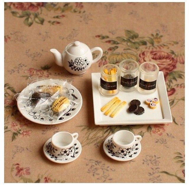 食玩 miniature food-miniature re-ment