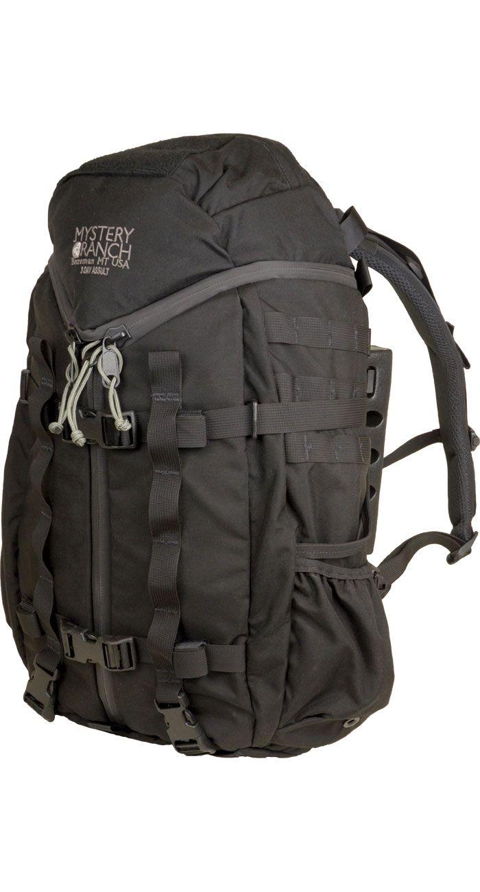 3 Day Assault BVS Pack | Mystery Ranch Backpacks