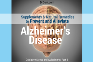 Dr  Doni Wilson reviews facts on #Alzheimers, including