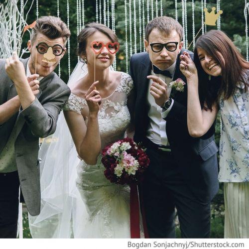 про гостей на свадьбе