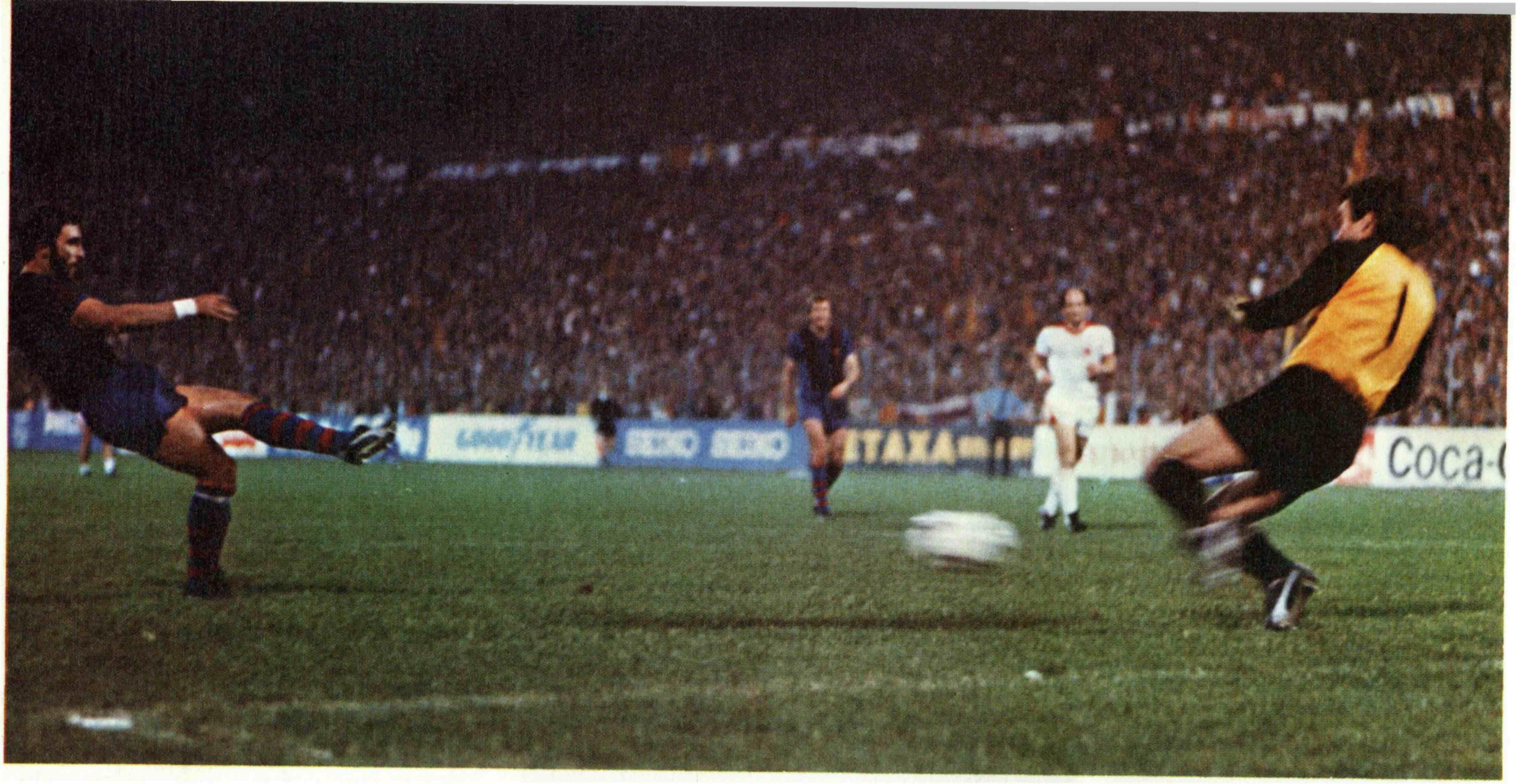 final de la recopa de europa 16 mayo 1979 basilea fc barcelona 4 fortuna dusseldorf 3 fc. Black Bedroom Furniture Sets. Home Design Ideas