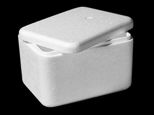 Styrofoam Box 045 Styrofoam Manufacturing Shipping Scale