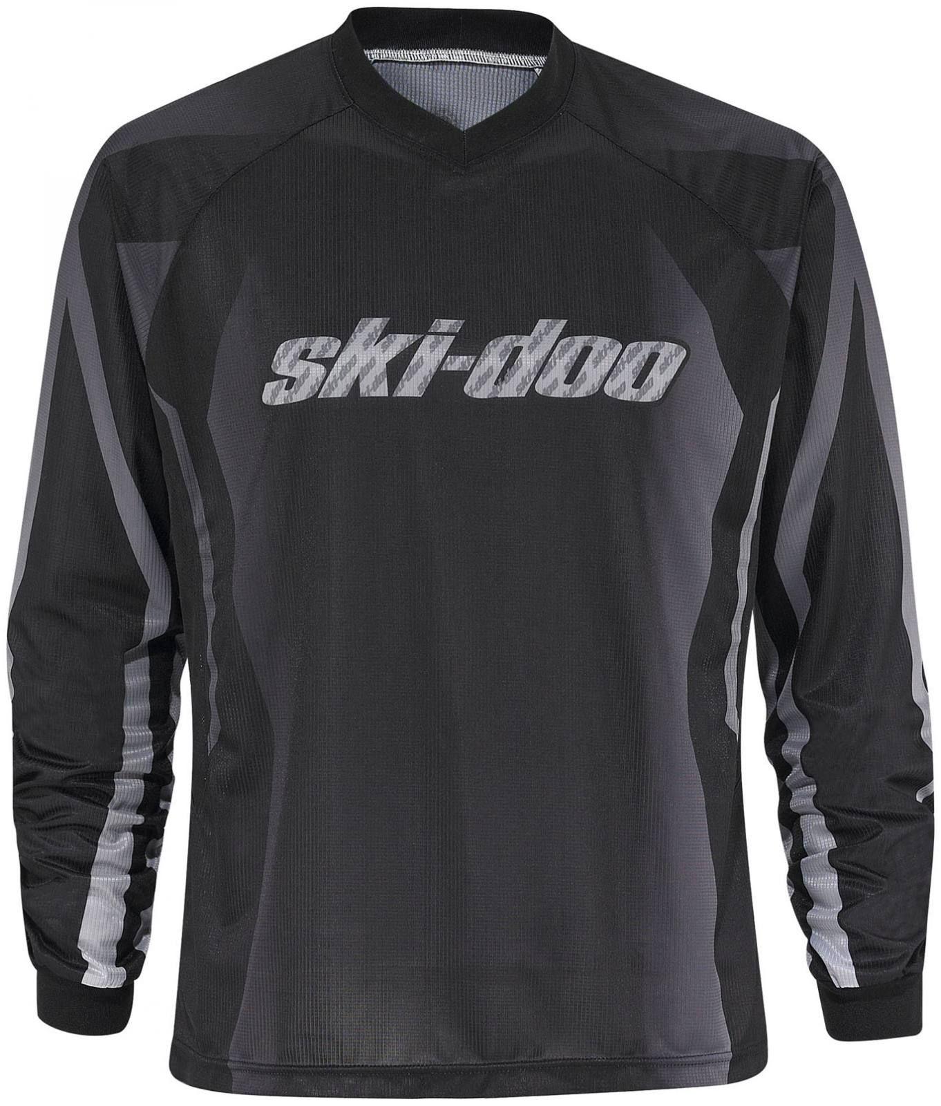 Ski Doo Ski Doo Jersey From St Boni Motor Sports 59 99 Long Sleeve Tshirt Men Skiing Jersey