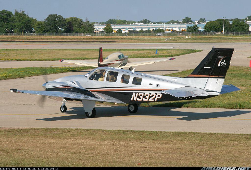 Hawker Beechcraft G58 Baron aircraft picture Aviation