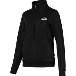 Photo of Puma ladies sweat jacket Ess Track Jacket Fl, size L in black PumaPuma