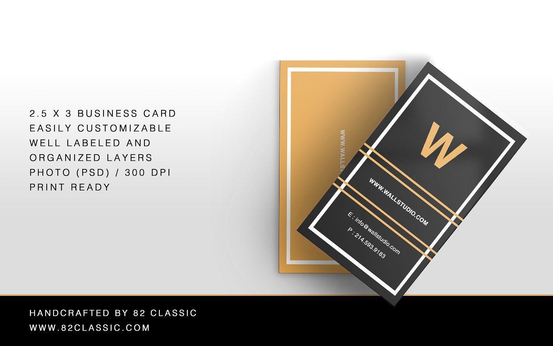 Elegant Business Card Sample Business Cards Elegant Business Cards Business Cards Creative Templates