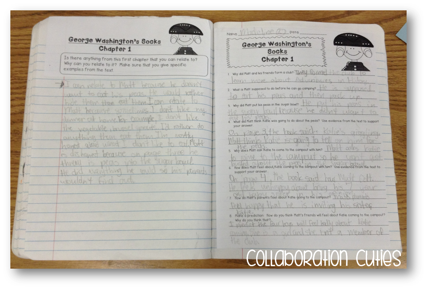 George Washingtons Socks Must Read Mentor Text For Social