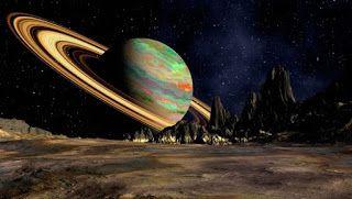 مركبة كاسيني وإحتفال جوجل بمرورها بين كوكب زحل وحلقاته الأربعاء وناسا تدشن الإنجاز العلمي Planets Saturn Planets Wallpaper