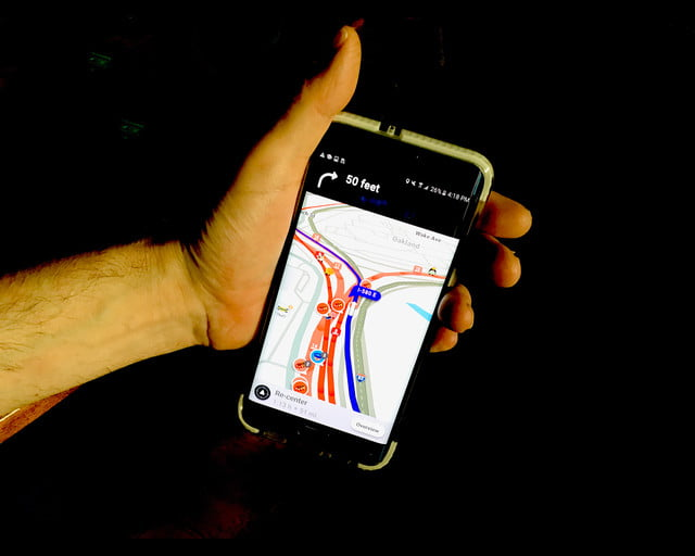 Crowdsourced interactive mapping app Waze gives you the