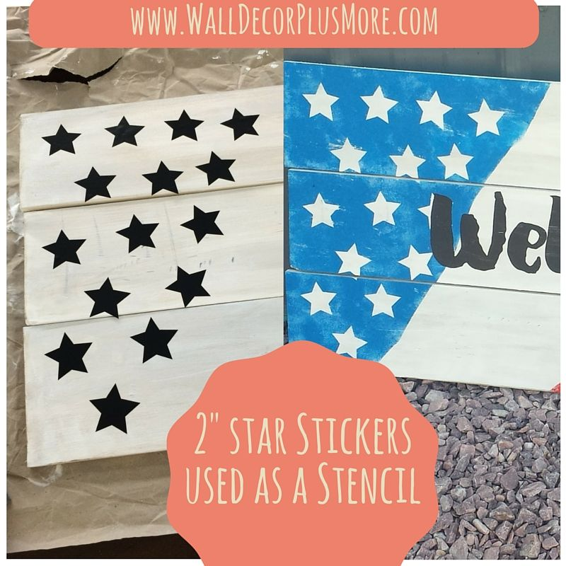 Use Vinyl Decal Stickers For Reverse Stencil We Make Your DIY - How to make vinyl decals