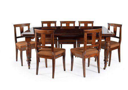 Tavolo da pranzo e sedie | Tavoli da pranzo, Tavolo, Sedie