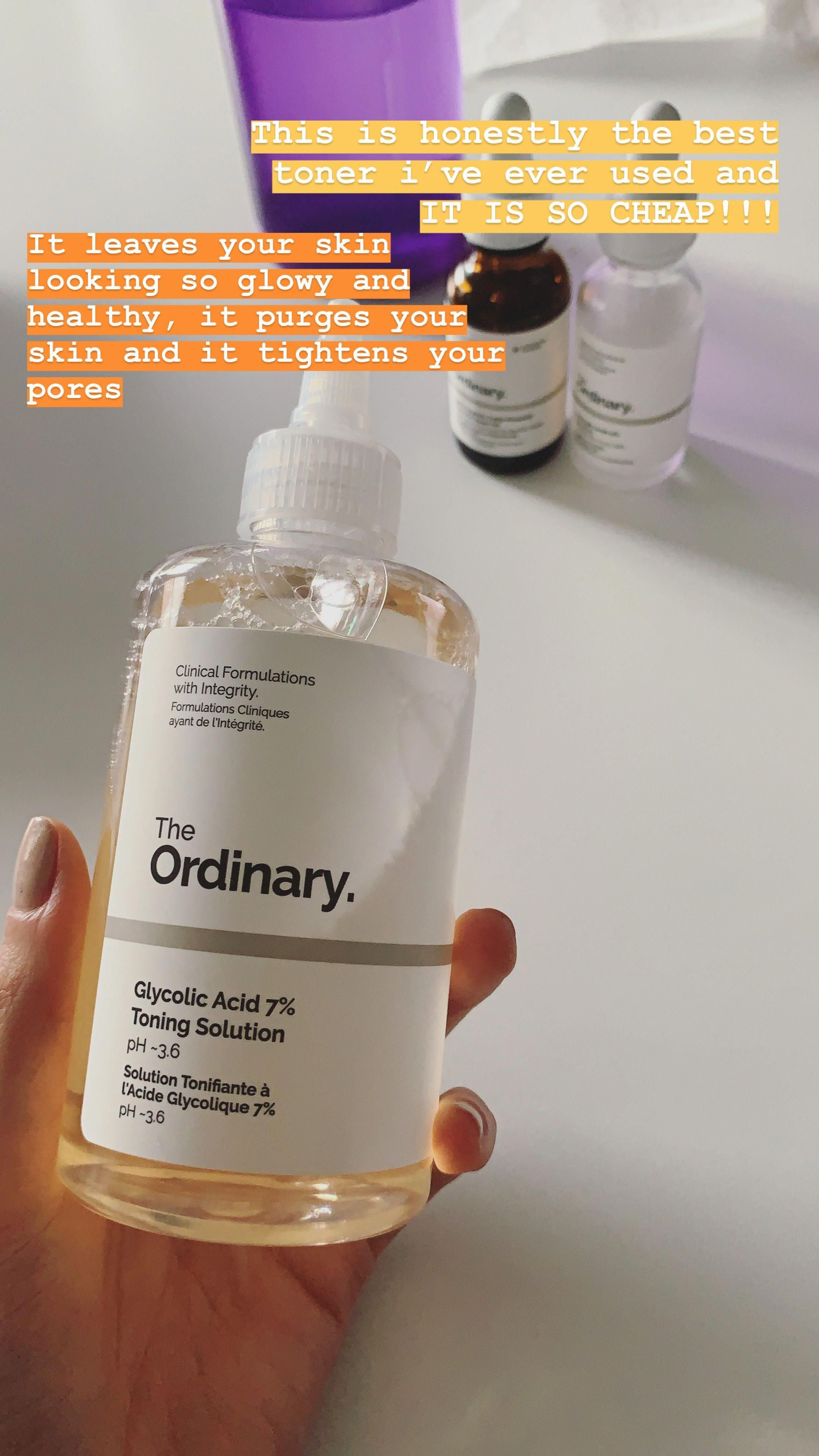 The Ordinary Skincare Routine Bestproducts Skincareroutine Face Skin Care The Ordinary Skincare Healthy Skin Care