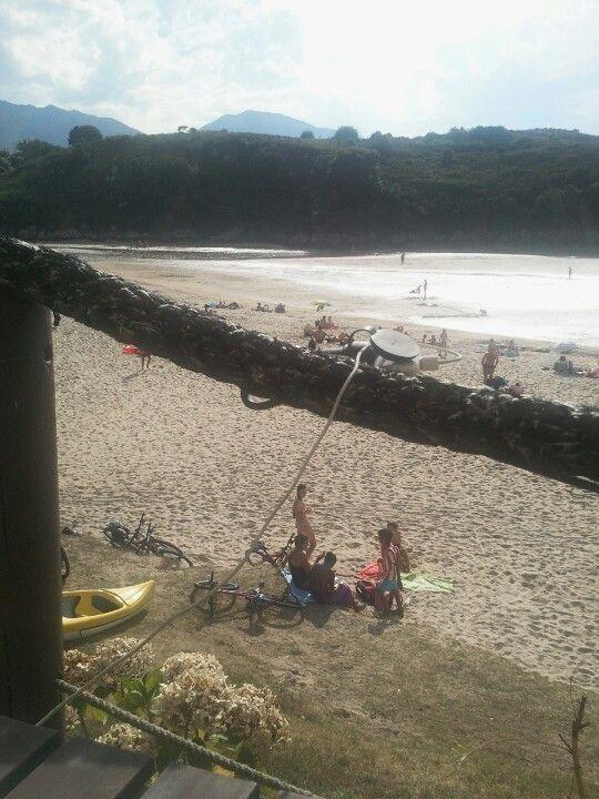 La Farola del Mar Llanes en Llanes, Asturias