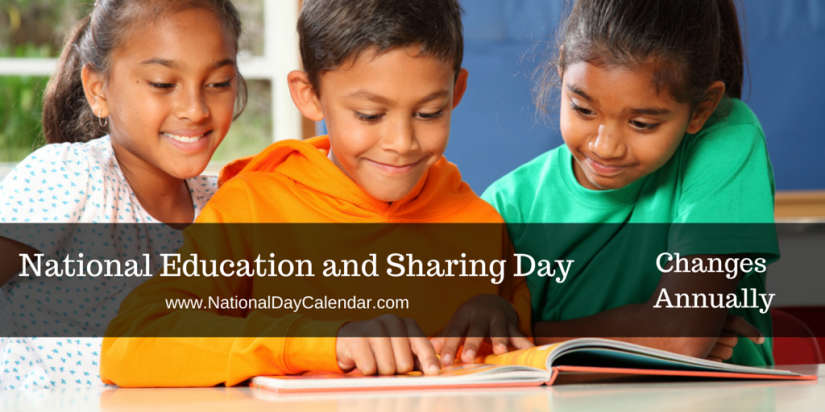 National Education and Sharing Day