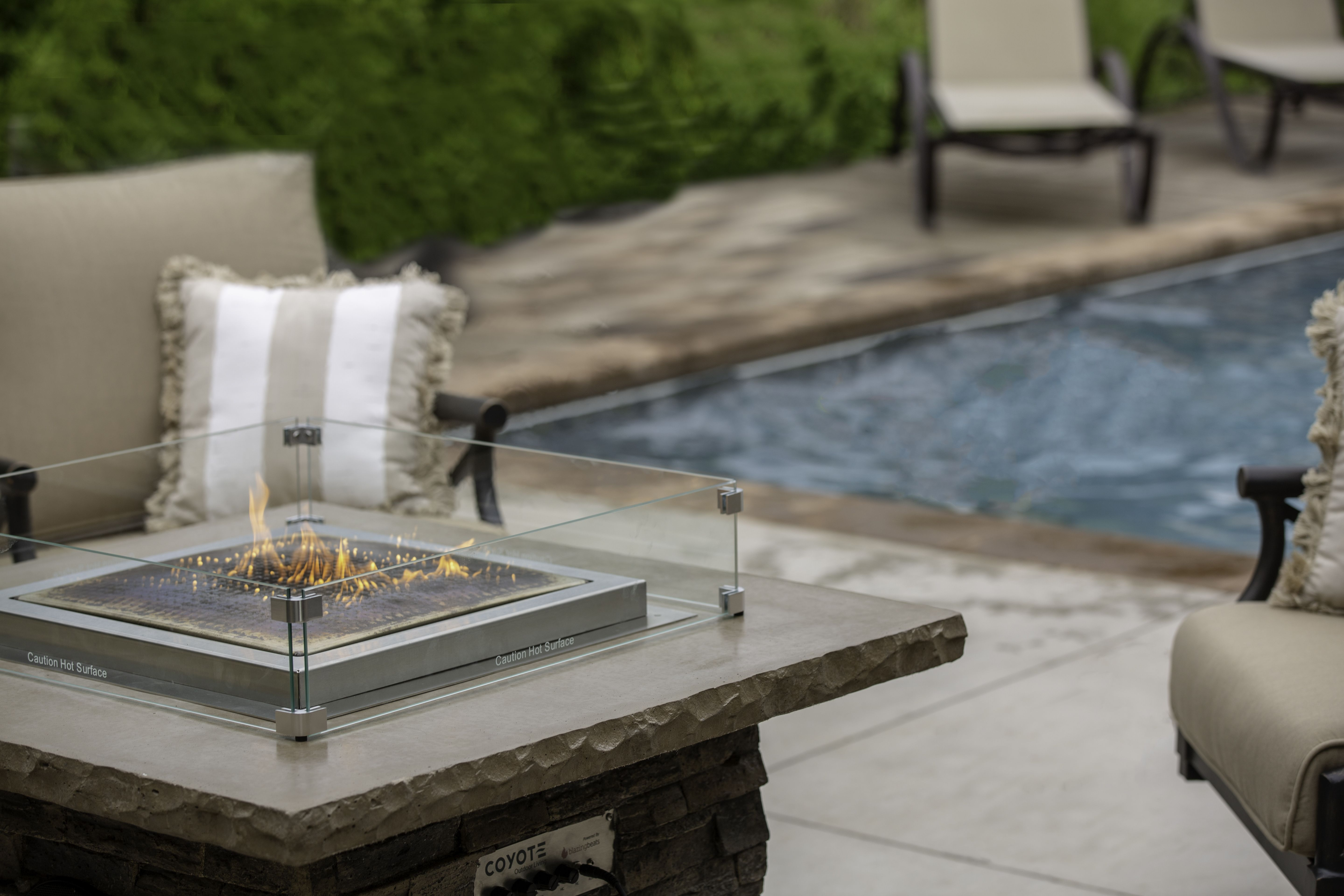Evenings By The Fire With Friends And Family Is Definitely Something To Look Forward To On The Weekends Outdoor Furniture Collections Outdoor Living Outdoor