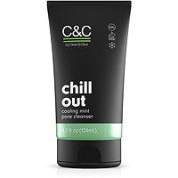 C C By Clean Clear Chill Out Cooling Mint Pore Cleanser Pore