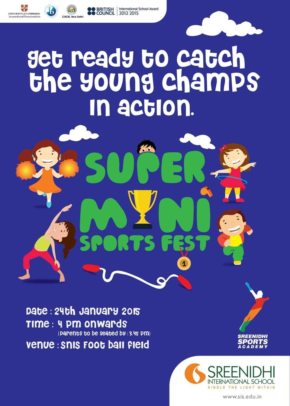 image result for super mini sports fest  sports day