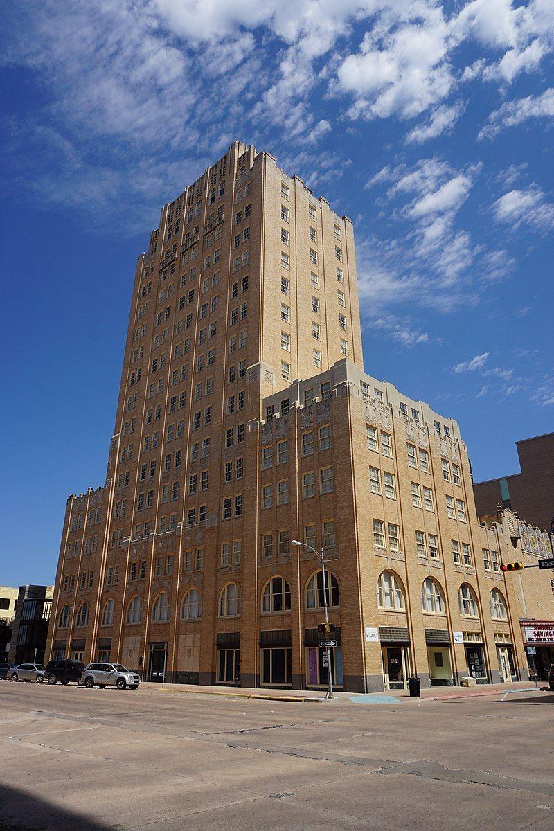 Hotel Wooten, Abilene, Texas usa texas abilene