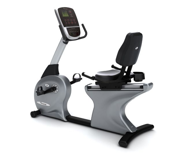 Vision R60 Commercial Recumbent Upright Exercise Bike Best