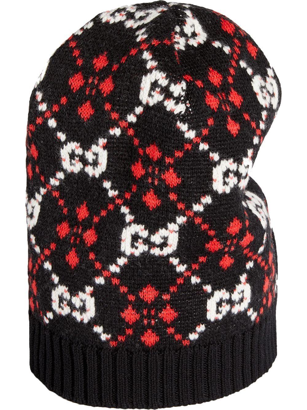 34ce150a7 GUCCI GUCCI GG DIAMOND HAT - BLACK. #gucci | Gucci | Gucci, Hats ...