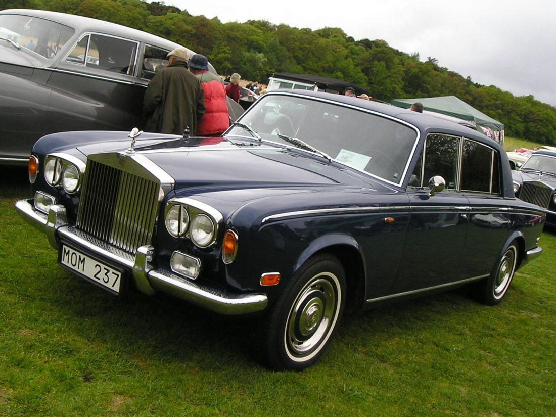 1976 rolls royce silver shadow 4 door sedan hemmings motor news rolls royce pinterest motors news and silver