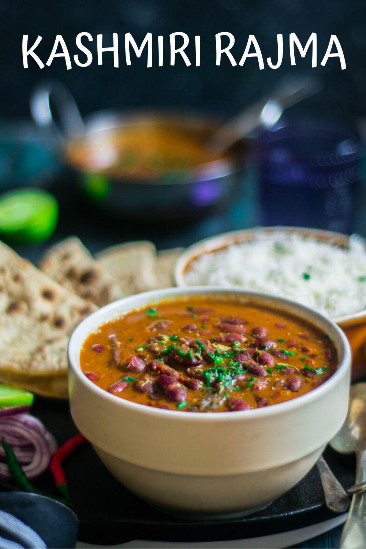 Kashmiri Rajma Curry Cooking With Sapana Recipe Rajma Recipe Indian Food Recipes Cooking