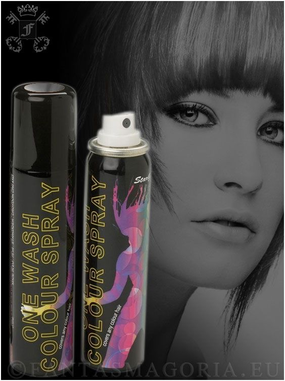 Coloring Hair Spray Temporary Hair Color Spray Easy To Apply And Washes Out With Just One Shampoo Crazy Bright Colors For Permanent Semi Permanent Temp Pink Hair Spray Red