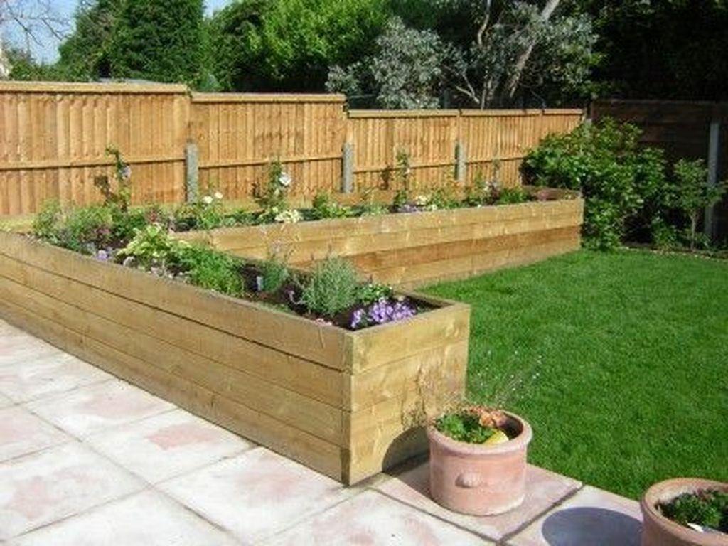 20 fancy diy flower beds ideas for your garden garden