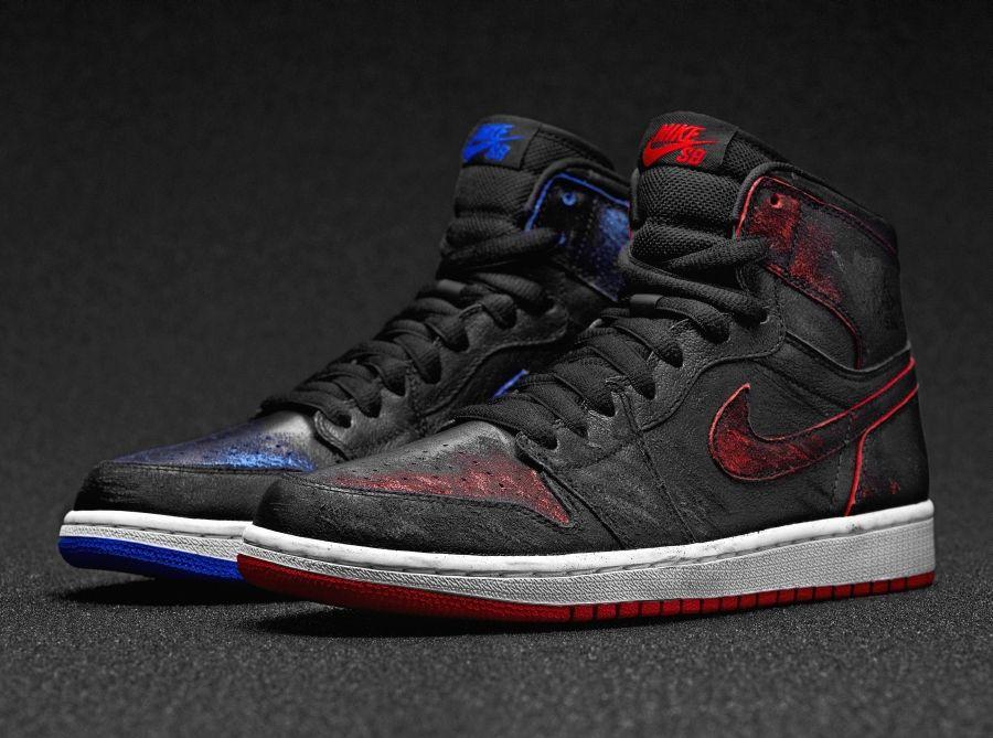 Nike Air Jordan 1 De - Solutions Demballage En Édition Spéciale