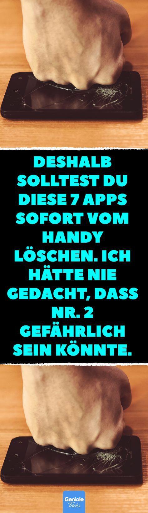 Aus diesem Grund sollten Sie diese 7 Apps sofort von Ihrem Telefon löschen. Ich hätte nie gedacht, dass # 2 gefährlich sein könnte. 7 gefährliche Apps, die Sie wollen ...
