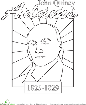 John Adams Worksheets - Sharebrowse
