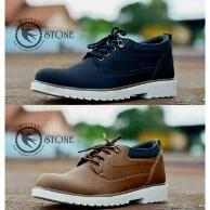 Moofeat Stone Sepatu Casual Pria Boots Formal Sneakers Sepatu Kasual