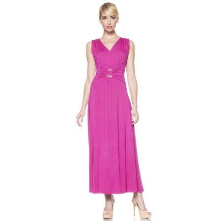 b822993f6 Completely Me by Liz Lange Ultimate Maxi Dress at HSN.com
