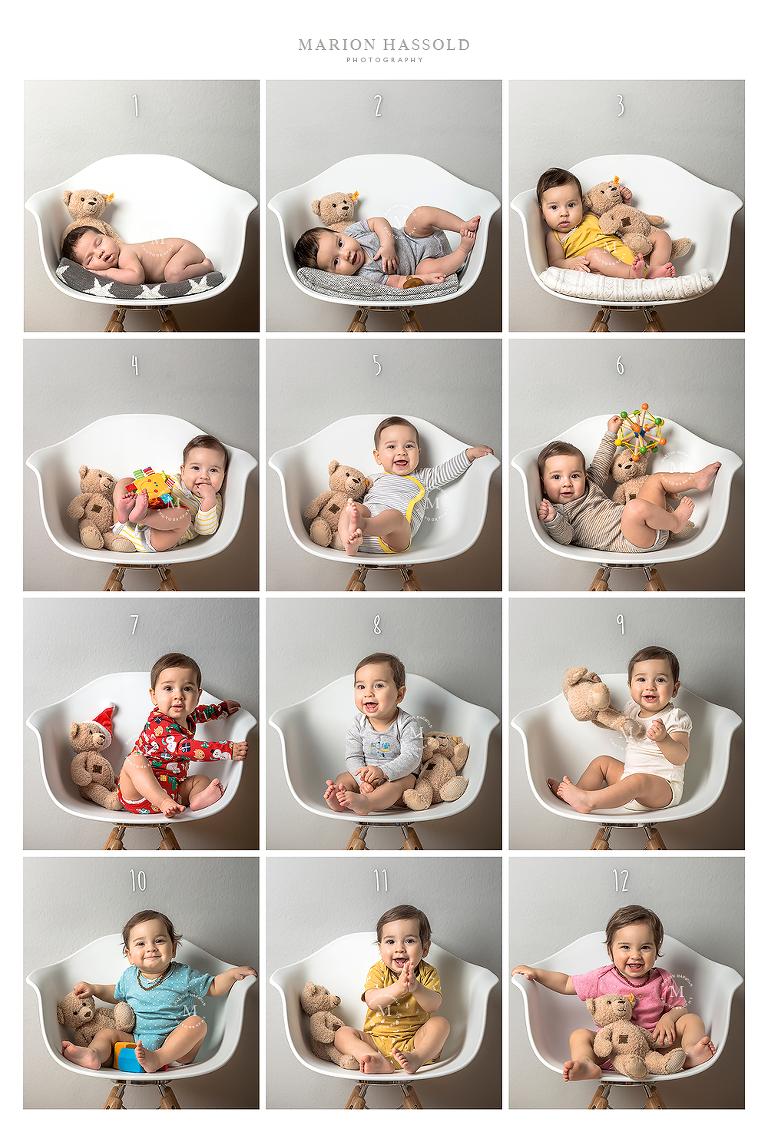 Auf meinem Blog findet ihr viele wertvollen Infos darüber, wie ihr auch ein solches Langzeitprojekt mit eurem Baby umsetzen könnt.  Erinnerungen an die ersten 12 Monate, Tolles Poster für den ersten Geburtstag erstellen #ersterGeburtstag #12months #12Monate
