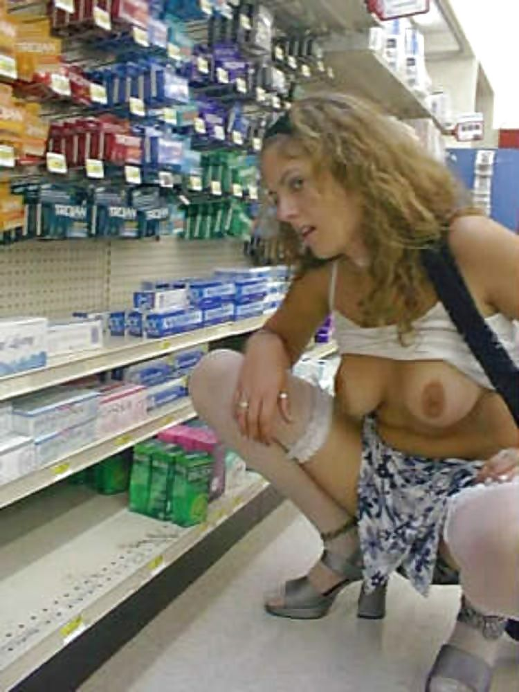 Agree, Naked people at walmart