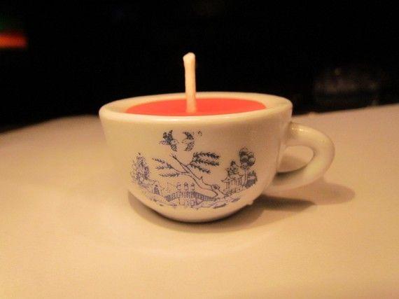 Tea-light candle