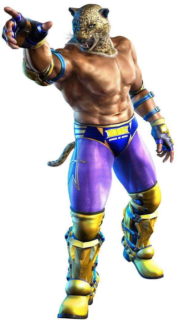 King - Tekken 6: Bloodline Rebellion