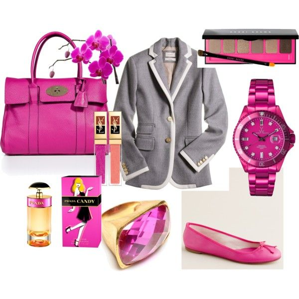 Pink Overload/Really want the watch
