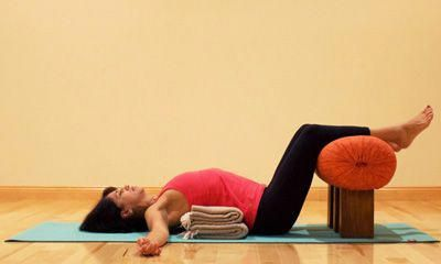 forward folds restorative poses and windrelieving poses