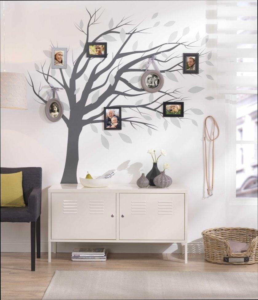 Brillant Wohnzimmer Wand Dekorieren Wohnzimmer Deko