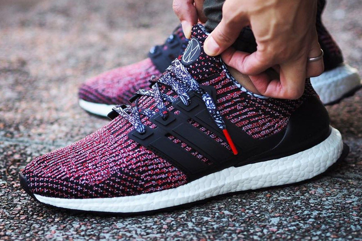 136367c5070a6 adidas Ultra BOOST 3.0 Gets a Chinese New Year Colorway