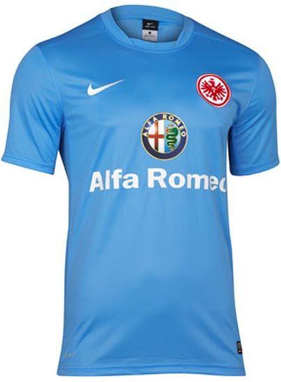 huge discount 729f6 efa2d Eintracht Frankfurt 2014-15 Nike Third Kit | Sport Shirts ...