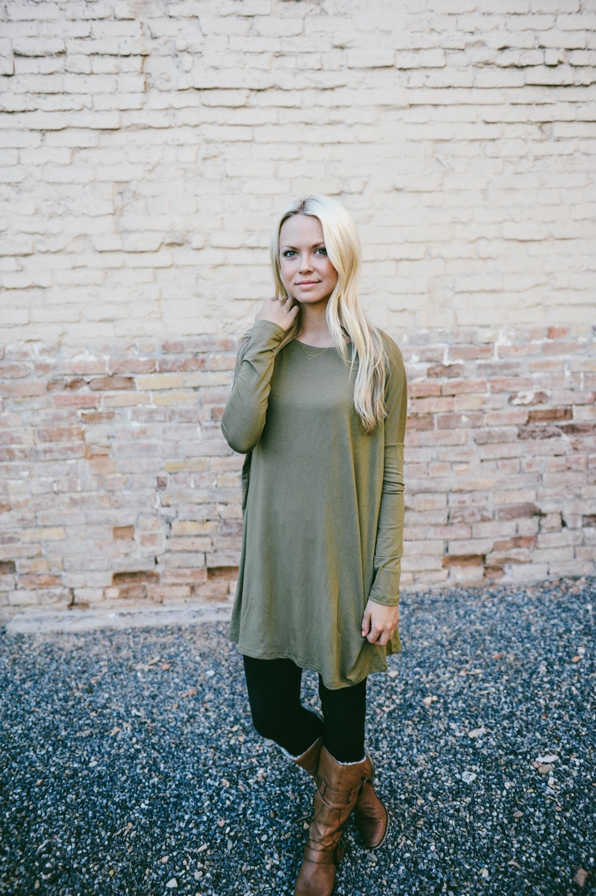 Feel great and look even better in our new Flattering Tunic.