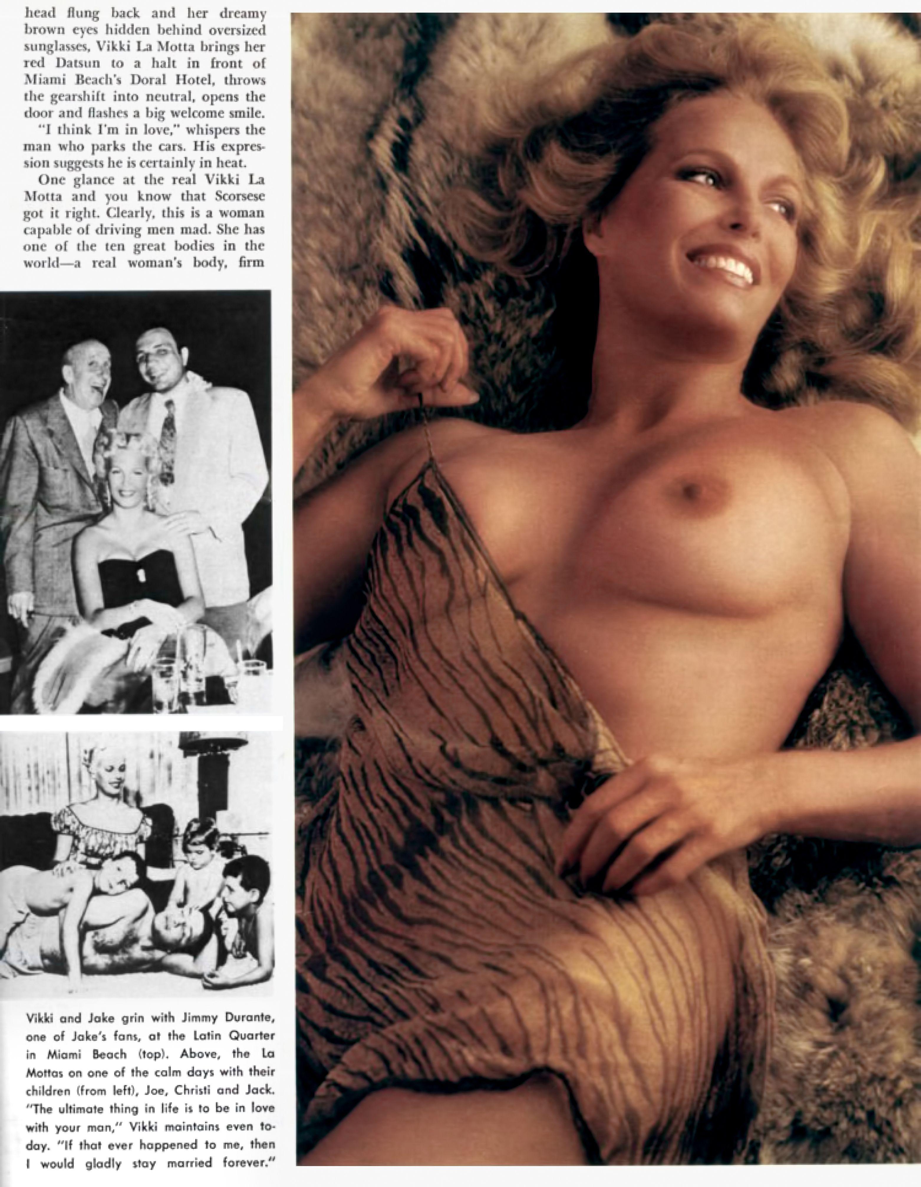 Playboy playmate vicki witt nude