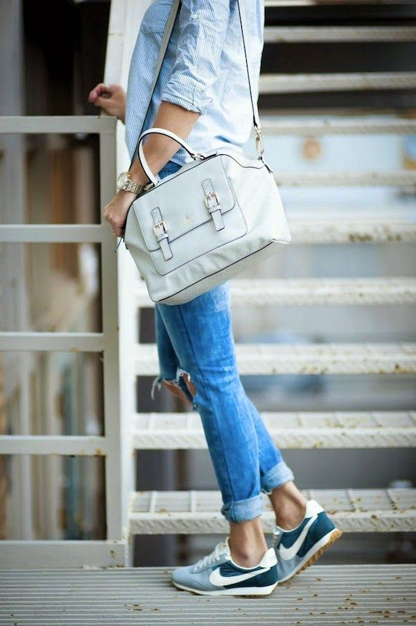 great fit new lifestyle great look Make The Best Of Your Sport Shoes: Glam Combos | Fashion ...