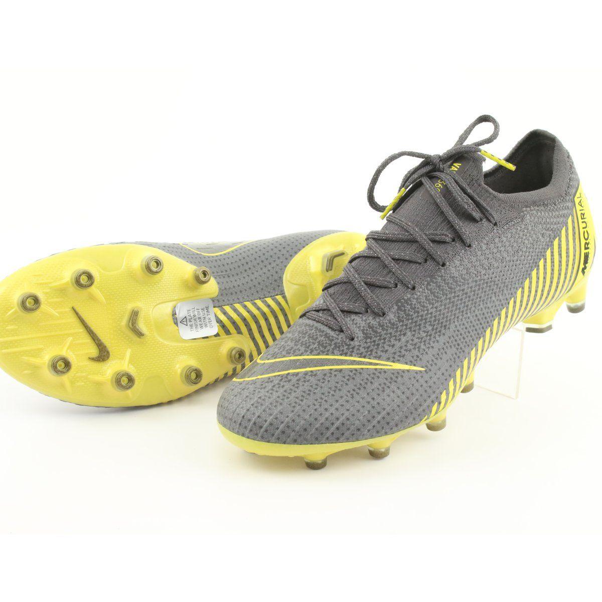 kup dobrze kupić Zjednoczone Królestwo Buty piłkarskie Nike Mercurial Vapor 12 Elite Ag Pro M ...