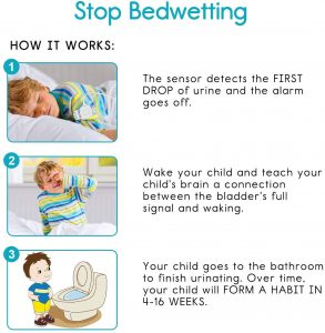 10 Best Bedwetting Alarms For Your Kids Paramountind Bedwetting Alarm Bed Wetting Potty Training Kids