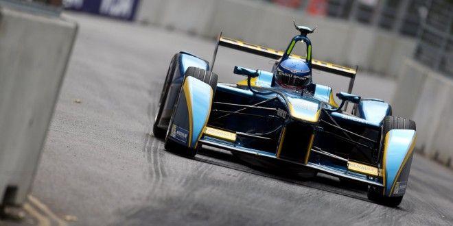 Formula E Arabalarına Yeni Ses