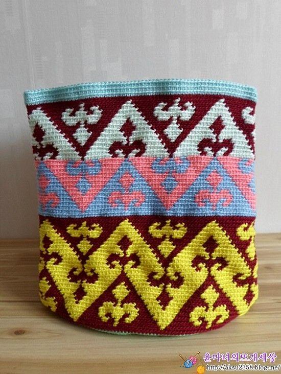 Pin de Jana en Wayuu bags | Pinterest | Mochilas, Mochilas wayuu y Hola